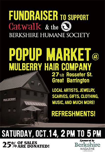 Mulberry Hair Company Popup Market