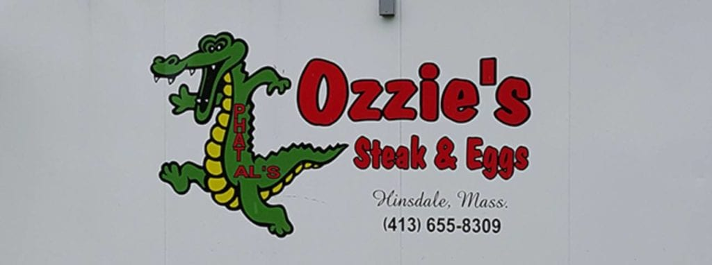 Dine to Donate at Ozzie's Steak & Eggs @ Ozzie's Steak & Eggs | Hinsdale | Massachusetts | United States