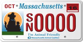 MAC license plate program