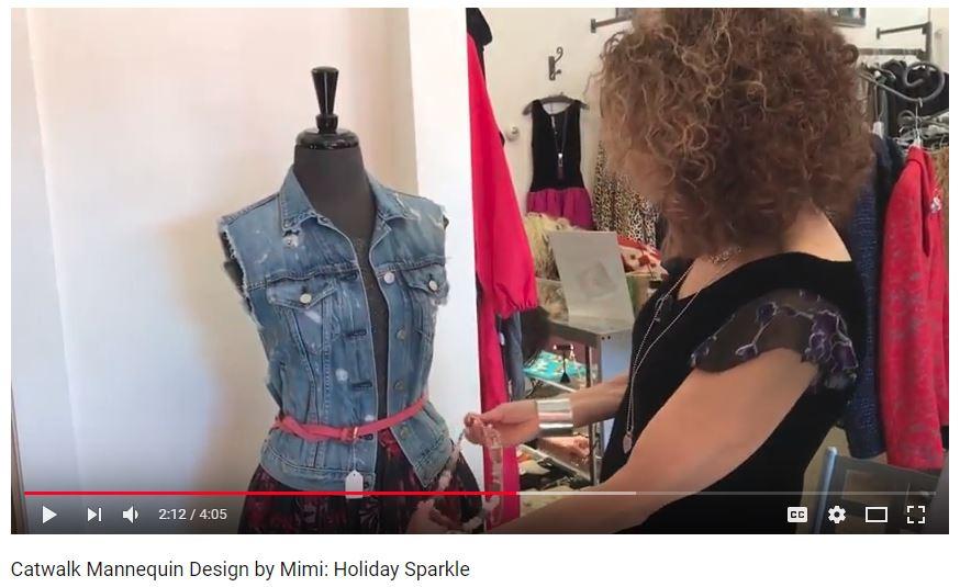 Catwalk Boutique Designing Mannequins