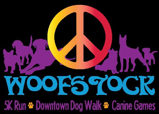 Woofstock logo