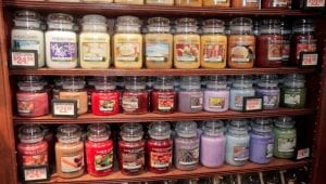 Deb's Yankee Candle Fundraiser